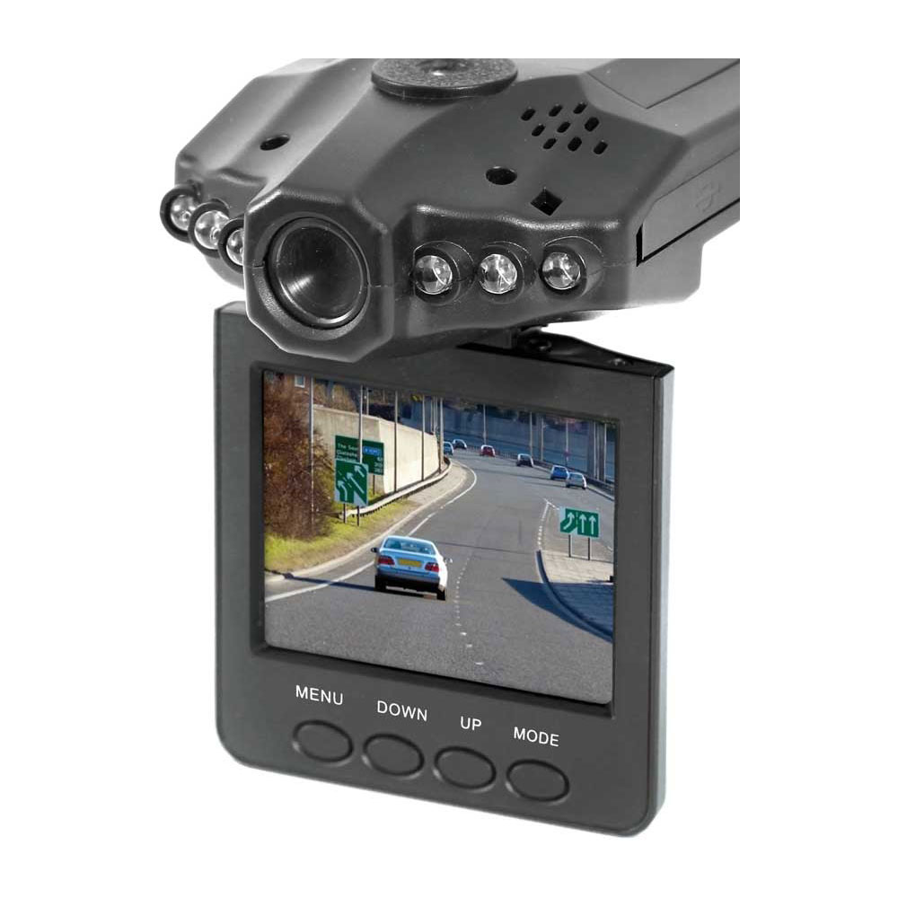 In-Car Black Box Video Camera